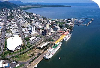 Cairns Aerial View
