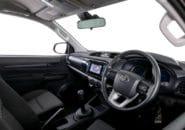 Camper interior cab
