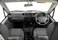 Trailfinder interior cab