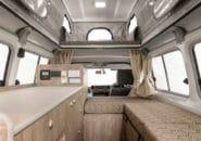 Trailfinder interior seating